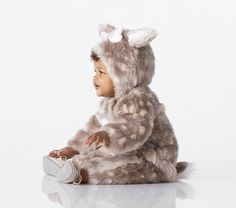 01067fc22 27 Best baby deer costume images | Costumes, Deer halloween costumes ...