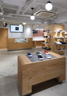 brand new 6d024 31597 27 Desirable Streetwear shop interior images   Retail interior ...