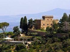Castagneto Carducci: Segalari Castle