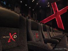 Sinema Ultra XD, Cinemaxx Maxx Box Lippo Village (Lukman Hqeem | benzano, 2015)