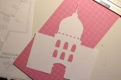 DIY Paper mosque lantern – Free printable!