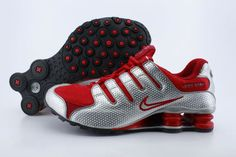 ade550b1e0cdc3 Buy Men s Nike Shox NZ Shoes Gym Red Metallic Silver Lastest from Reliable Men s  Nike Shox NZ Shoes Gym Red Metallic Silver Lastest suppliers.