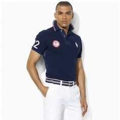 Welcome to our Ralph Lauren Outlet online store. Ralph Lauren Mens 2012 Olympic Games Polo T Shirts on Sale. Find the best price on Ralph Lauren Polo.