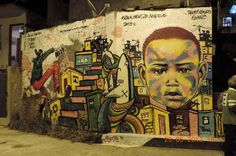 Beautiful Graffiti on the top of Favela Vidigal #Riodejaneiro ... uk.pinterest.com564 × 375Search by image Beautiful Graffiti on the top of Favela Vidigal #Riodejaneiro ...