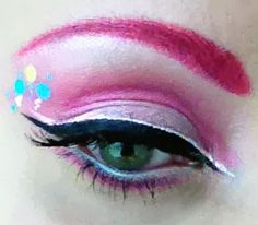 My Little Pony Inspired Eye Makeup | Rock My Makeup