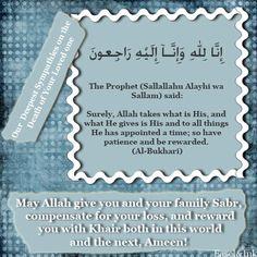Condolences Quotes, Sympathy Quotes, Sympathy Cards, Positive Quotes For Life, Life Quotes, Islamic Birthday Wishes, Tahajjud Prayer, Jumma Mubarik, Muslim Pictures