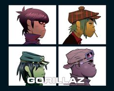 Image detail for -gorillaz - Gorillaz Wallpaper (875502) - Fanpop fanclubs