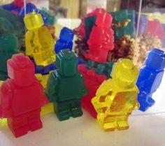 12 Lego Birthday Soap Party Favors Grape Soda by aromacreek, $36.00