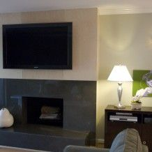 Milbrae Living Room Fireplace