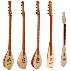 Left Hand Wildwood Banjo, Strumstick, Dulcimer