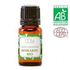 Huile essentielle de Romarin à cinéole BIOSoin de la peau (pour redonner de l'élasticité aux tissus distendus): 15 gouttes d'huile essentielle de romarin diluées dans 15 ml à 20 ml d'huile d'olive. A ajouter à votre bain juste avant d'y pénétrer.