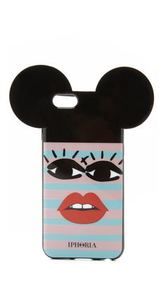 Iphoria | Multicolor Stripy Face Iphone 6 / 6s Case | Lyst