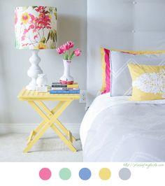 Si l'envie d'opter pour une lampe fleurie alors que vous en avez une de couleur plus neutre ou hivernale, peut être que ce tutoriel pourrait vous intéresser.