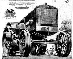1919 Turner Tractor  