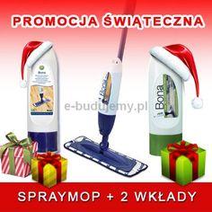 Spray MOP z wkładami - do czyszczenia paneli i płytek  http://www.e-budujemy.pl/?p=59426#