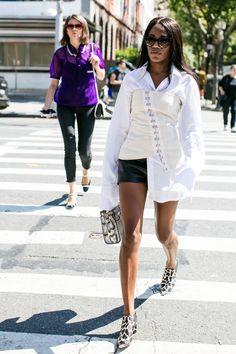 PE2017 street style new york fashion week printemps ete 2017 184