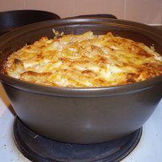 Penne vuoka lasagnen tapaan - Kotikokki.net - reseptit