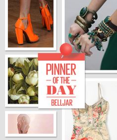 Pinterest Account Of The Day: BellJar!!! Yay!