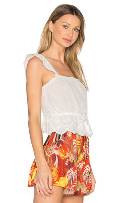 Shop for MINKPINK Athena Broderie Anglais Top in Cream at REVOLVE. Free 2-3 day shipping and returns, 30 day price match guarantee.