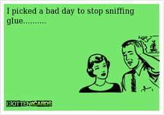 funny best bad day ecard