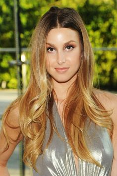 Whitney Port's Silver-And-Gold Eye Makeup: Too Much Fun, Or Too Much Disco?