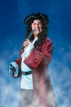 """Captain Hook """"Peter Pan - forever young"""" musical in Stadttheater Mödling. #musical Love Culture, Summer Events, Cultural Center, Peter Pan, Going Out, Musicals, Drama, Wonder Woman, Superhero"""