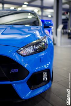 2016 Ford Focus RS Engine: 2.3L Turbocharged I-4 (Ford Mustang SVO Engine) Horsepower: 345HP Drive Wheels: AWD+ Drift Button