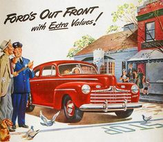 Ford vintage