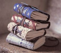 Tiny books!