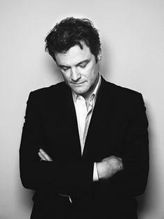 Colin Firth byEddy Brière