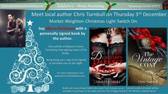 Day 3 Chris Turnbull Christmas Lights & Book Signing