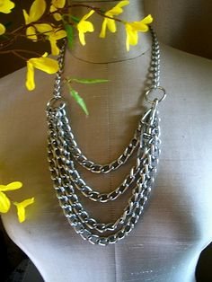 Dog Chain Necklace