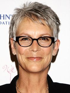 The Best Celeb Hairstyles For Every Length: Short: Jamie Lee Curtis