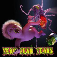 Yeah Yeah Yeahs - Mosquito LP