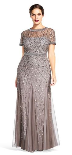 49038467aa9cc 24 Plus Size Long Wedding Guest Dresses  with Sleeves