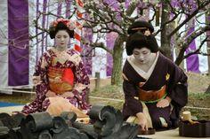 Khám phá cuộc sống của một Geisha