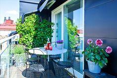 Balconi Piccoli Arredati : 15 fantastiche immagini in arredamento da balconi piccoli su