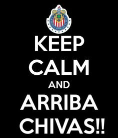 chivas is my favorite team in the Mexican league