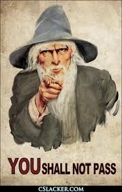 Uncle Same Gandalf.