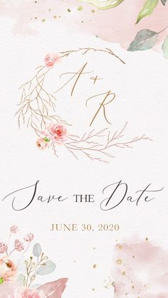 Romantic Save the Date Video, WhatsApp Invite Looking for a romantic invitation for your wedding? Check out this Rustic Save the Date Invitation Electronic Wedding Invitations, Wedding Invitation Video, Wedding Invitation Inspiration, Personalised Wedding Invitations, Save The Date Invitations, Digital Invitations, Invites, Wedding Invitation Background, Wedding Invitations Online