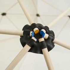 Small Geodesic Dome Kit, diameter x tall Geodesic Dome Kit, Fun Crafts, Diy And Crafts, Do It Yourself Inspiration, Dome Tent, Dome House, Modular Furniture, 3d Prints, Projects To Try