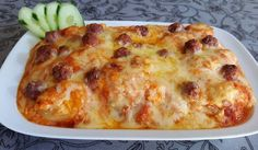 Click here to see the full recipe. Learn how to prepare Potatoes with Cheeses
