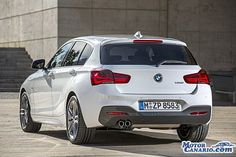 BMW renueva la estética del Serie 1.