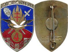 4° Légion de Garde Républicaine Mobile, LOI ET PATRIE, A.B.P.Déposé (3409)  | eBay