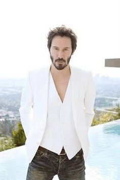 keanu reeves this could be at his H. Hills home