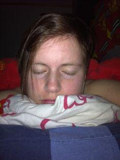 @Ingrid Dirdal tired...