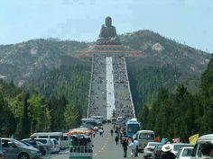The Nashan great Buddha China