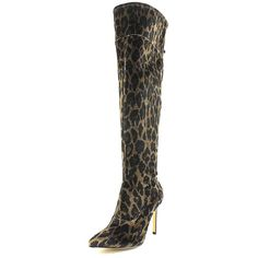 Guess Women's Valerine Pointed Toe Synthetic Over the Knee Boot *** Want additional info? Click on the image.