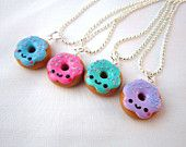 Donut Necklaces