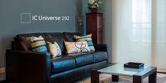 #Universe es una de las #ComexTrends que te invita la fuerza del amarillo y del anaranjado nebuloso.